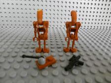 Lego Star Wars Figur - Battle Droid Commander + Battle Droid - 75019      (R848)