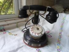 French Propriété de L'État BCI Mod.1924 Candlestick Telephone c.1920's