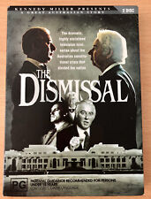 THE DISMISSAL (R4 DVD) Classic Australian TV Mini Series JOHN STANTON MAX PHIPPS