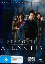 Stargate Atlantis S2 Season 2 DVD R4