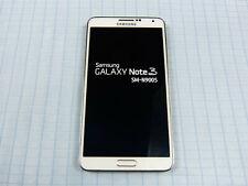 Samsung Galaxy Note III SM-N9005 32GB Weiß! Ohne Simlock! TOP ZUSTAND!
