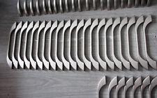 "lot 25, 6.5"" Satin Nickel Kitchen Cabinet Door Drawer  Handle Pull knob 63SN128"