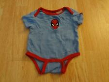 Infant/Baby Spider-Man 0/3 Mo Creeper One-Piece Marvel
