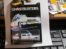2017 Hot Wheels GHOSTBUSTERS SERIES Ecto-1 #7/8 GHOSTBUSTERS