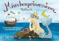 *Malbuch* Märchenprinzessinnen* A5*Grätz-Verlag*