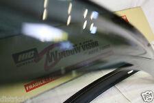 VOLKSWAGEN VW GOLF 3 DOOR MK6 2009-2013 WINDOW VISOR GUARD WEATHER SHIELDS GTI R