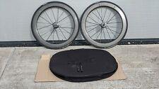 Lightweight Meilenstein Fernweg 60/60mm Schwarz Ceramicspeed  Tubular Wheelset