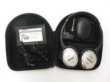 Bose QuietComfort 3 Acoustic Noise Cancelling Headphones, Black #4733