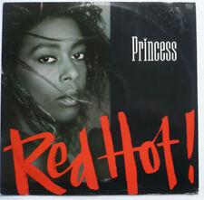 "PRINCESS - Red hot (Extended mix) - UK-12""-Maxi"