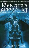The Icebound Land: Book Three by John A. Flanagan