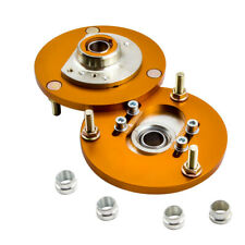 Camber Plates for BMW E46 3 Series Top Mount for Coilover Suspension Strut