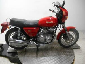 1980 Benelli 654 Quattro UK Bike Stunning after full restoration
