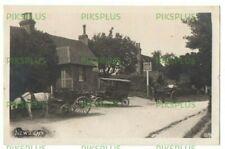More details for old pub postcard the six bells newdigate dorking surrey real photo vintage c1920