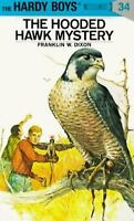 The Hooded Hawk Mystery [Hardy Boys, Book 34]