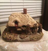 Spring Bank ~ Lilliput Lane ~ Miniature House