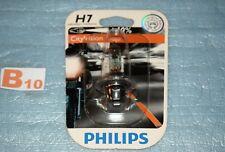 ampoule Philips CITY VISION MOTO H7 12V 55W jusqu'à +400% de visibilité