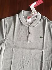 LACOSTE LIVE ULTRASLIM  BRUME POLO SHIRT ( SIZE 7 - XL) $ 98