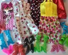 Barbie Steffi Sindy Fashion Doll Dress Shoe Bundle 20 Items Lot 2