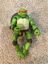 Playmates Michelangelo Teenage Mutant Ninja Turtle Mutation Transforms to Turtle