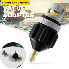 Sup Pump Air Valve Adapter For Inflatable Kayak Canoe Boat Stand Up Paddle Board