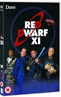 Red Dwarf - Series XI [DVD] [2016][Region 2]