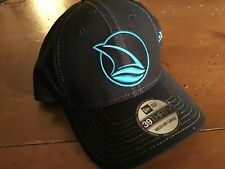 SAN JOSE SHARKS NEW ERA 39THIRTY HAT SIZE M - L FIN LOGO BAUER NEW WITH TAG