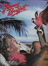 Jimmy Buffett Songs You Know By Heart rare original sheet music songbook
