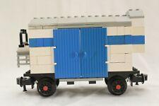 Lego 7730 Güterzugwaggon 12Volt/4,5Volt Eisenbahn 1980