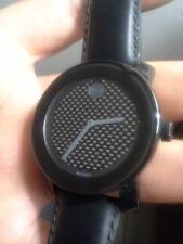 Movado Bold Carbon Fiber Men's Watch