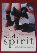 WILD SPIRIT ~ Annette Henderson ~ YEAR IN AFRICAN RAINFOREST CHANGED LIFE