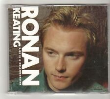 (FZ867) Ronan Keating, Life Is A Rollercoaster - 2000 DJ CD