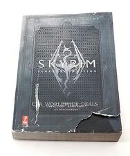 The Elder Scrolls V Skyrim Legendary Edition Prima Strategy Guide **READ**