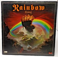 "Rainbow ""Rising"" gatefold sleeve LP"