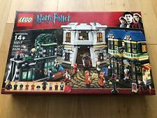 LEGO 10217 Harry Potter Diagon Alley BRAND NEW SEALED