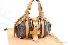 Authentic Louis Vuitton Monogram Theda PM Hand Bag M92399 LV 37079