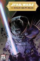 STAR WARS HIGH REPUBLIC #3 WALKER 1:25 VARIANT 2021 MARVEL COMICS 3/3/21