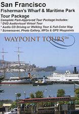 San Francisco Tour [CD + DVD] by Waypoint Tours