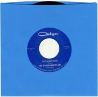"THE OUTSPOKEN BLUES Not Right Now vinyl 7"" Orlyn Yardbirds garage punk psych"
