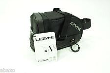 Lezyne L Caddy Seat Bag Black Fixie Road Mountain Urban Hybrid Bike Large