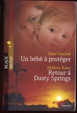 Livre Harlequin..COLLECTION BLACK ROSE..n°98..2 Romans