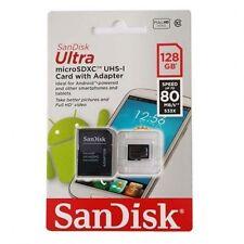 HOT 128GB EVO PLUS Micro SD Micro SDHC 80MB/s UHS-I Class10 Memory Card @V