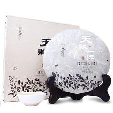 357g cake ShuDaiZi raw puer tea puerh tea green tea TianFu BuLangShan Year 2012
