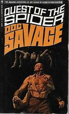 *Doc Savage #68: Quest Of The Spider by Kenneth Robeson -1st Paperback Printing