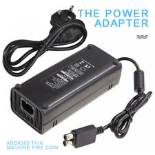 135W Mains Power Supply Charger Adapter UK Plug for Microsoft Xbox 360 S Slim