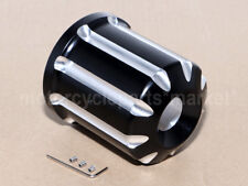 Aluminum Oil Filter Cover Cap Trim For Harley HD Touring Road Street Glide King