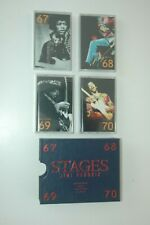 1991 Release Jimi Hendrix Stages 1967 1968 1969 1970 Four Cassette Set Reprise