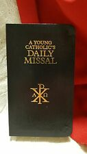 A Young Catholic's Daily Missal Traditional Latin Mass