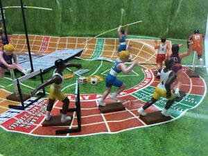 MOUNT OLYMPUS KIDS TOYS ACTION FIGURE LINE UP TRACK & FIELD NEW RELAY SPORT GAME