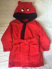 Boys Bath Robe/Dressing Gown 3-4 Years Old BNWT