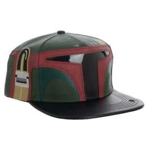 Star Wars Boba Fett Sound Chip Snapback Hat